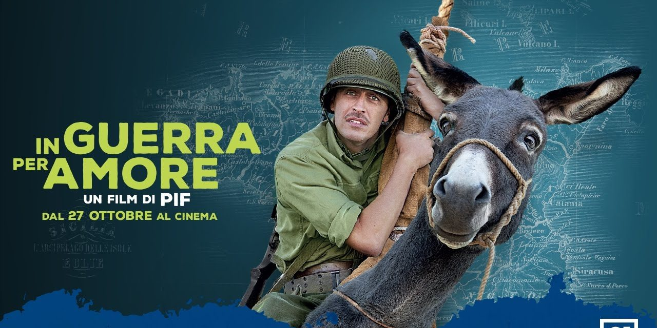 Film & Pizza at DAS | In guerra per amore  | In War for Love by Pif