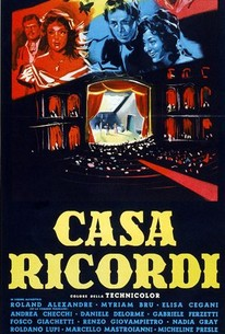 Casa Ricordi- House of Ricordi | Film Screening & Pizza