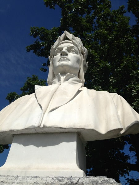 Celebrating Dante Alighieri at Belle Isle | Detroit