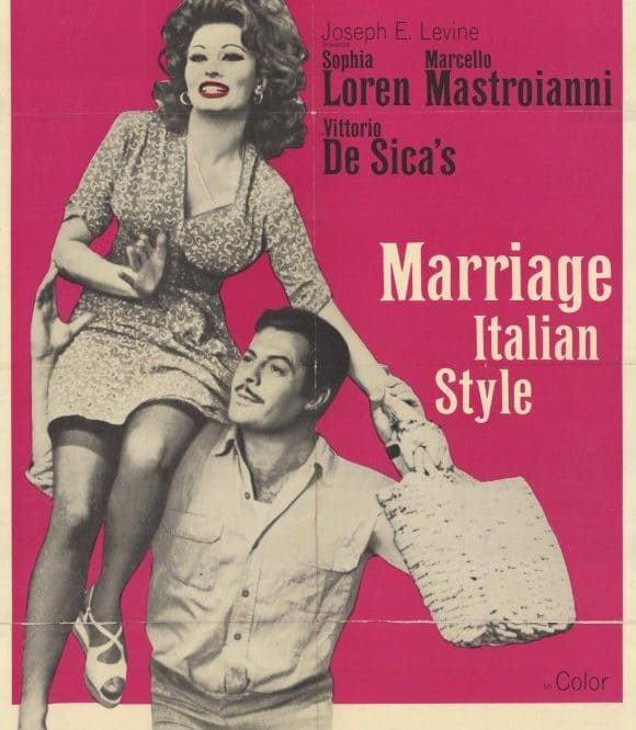 Matrimonio all'italiana | Friday, December 5, 2014 at 7:15pm