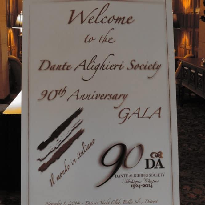 DAS 90th Birthday Gala