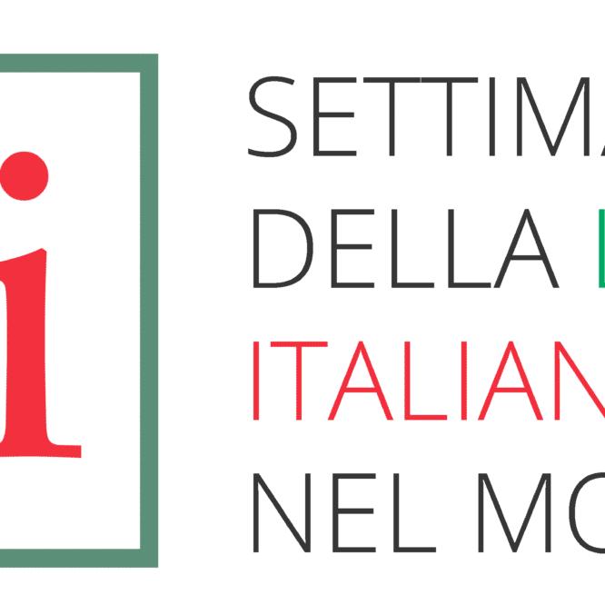 Settimana della Lingua Italiana nel Mondo 2019