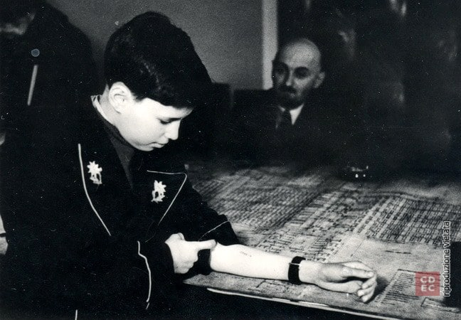 Luigi Ferri: The Survival of a 12-year-old 