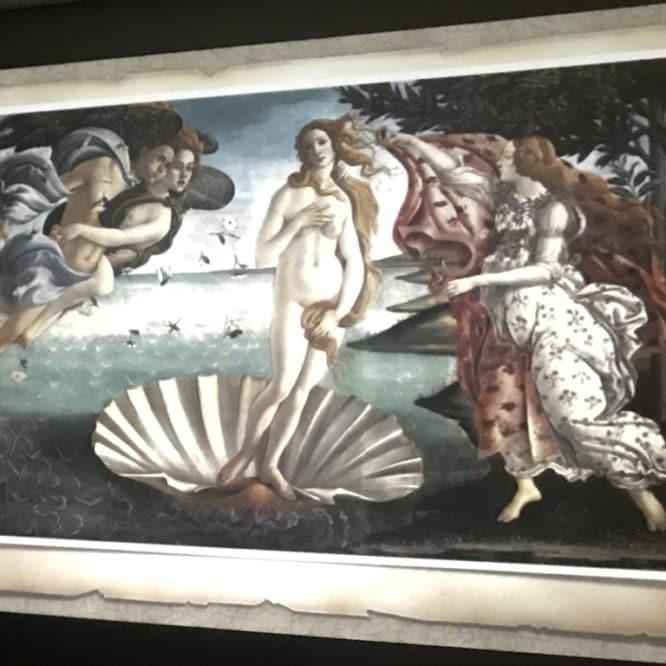"""""""La donna negli occhi degli artisti""""  Evoluzione della figura femminile nell'arte."""
