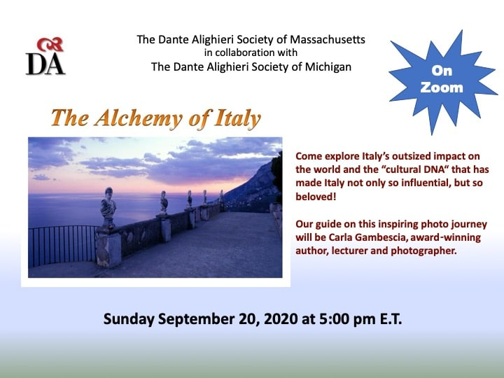 The Alchemy of Italy