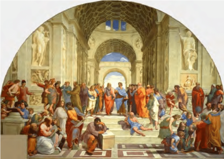 Raphael and the sublimation of beauty