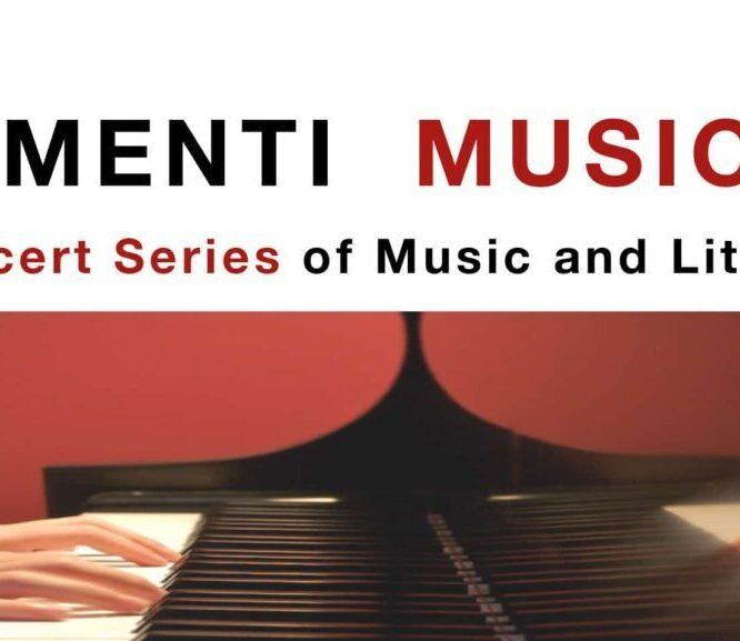 Momenti Musicali: Ferenc Liszt and Dante Alighieri
